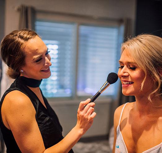 Elise Hofman Makeup Artist Wedding Hamilton, Ontario